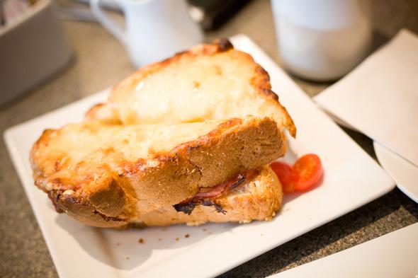 Pain Perdu Sandwich