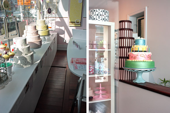 Wedding Cake Shoppe