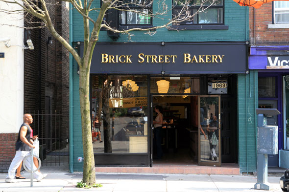 Brick Street Bakery Beaches Toronto