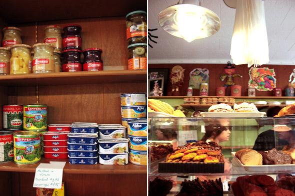 Danish Pastry Shop
