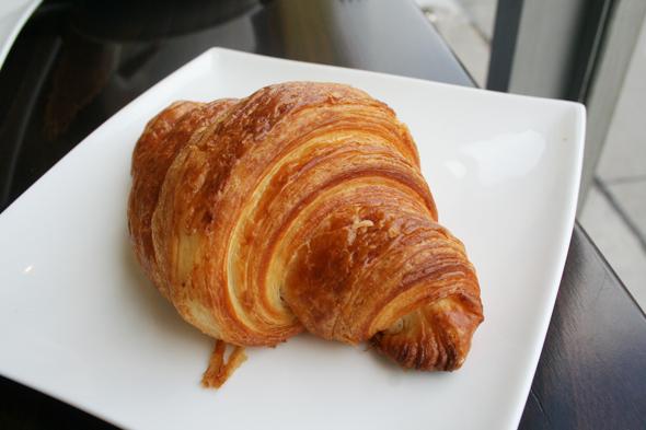 Patisserie Sebastien Croissant au beurre