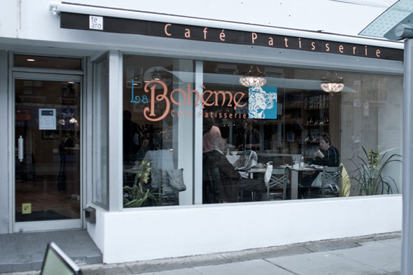 La Boheme Cafe Toronto