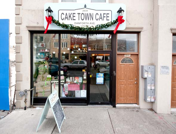 Cake Town Cafe