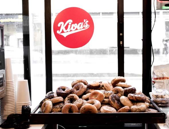 Kivas Bagels Toronto