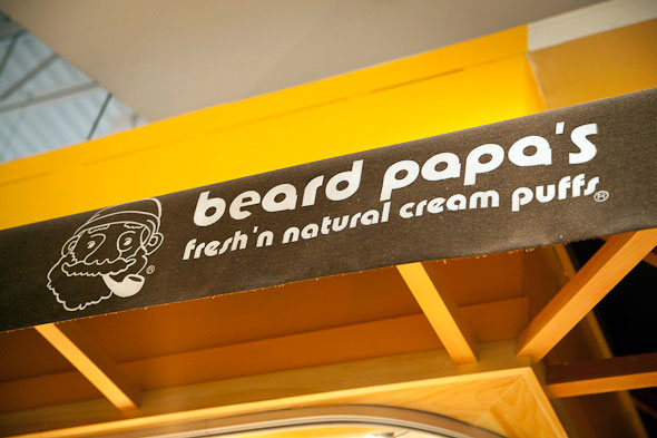 Beard Papas