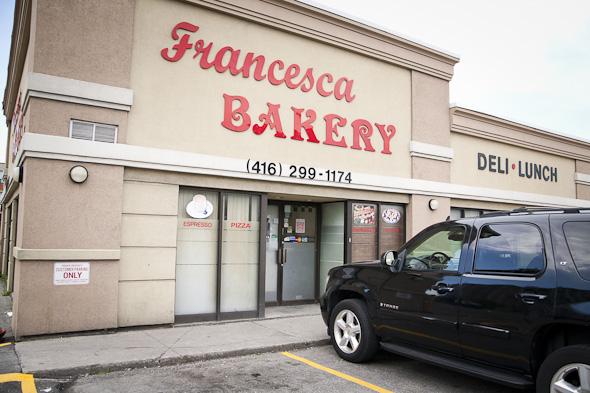 Francesca Italian Bakery