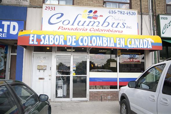 Columbus Bakery Toronto