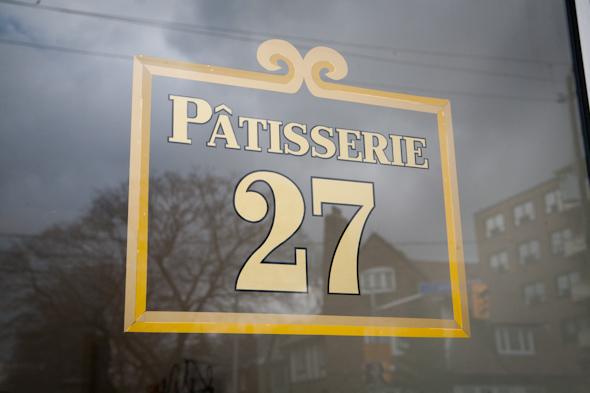 Patisserie 27
