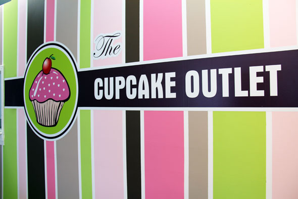 The Cupcake Outlet Toronto