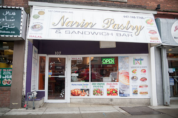 narin danforth toronto