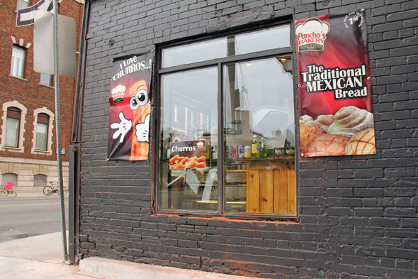 pancho's bakery bloor dufferin toronto
