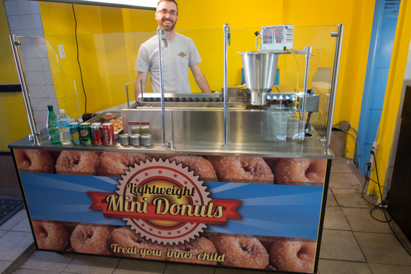 Lightweight Mini-Donuts Toronto