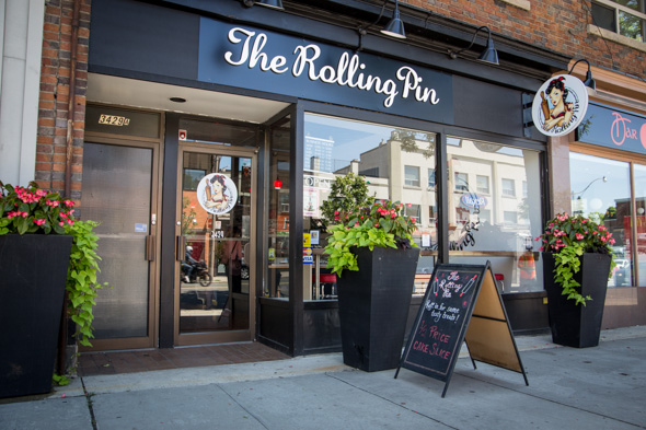 the rolling pin toronto