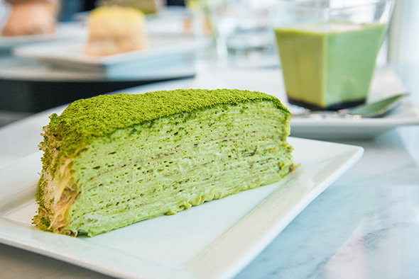 Green Tea Cake Toronto
