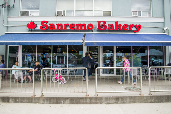San Remo Bakery