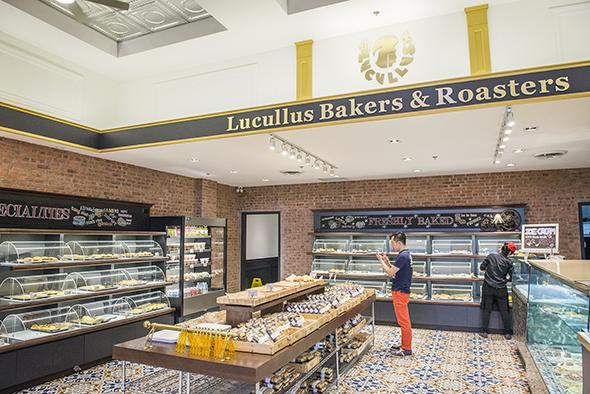lucullus bakery
