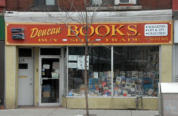 Dencan Books