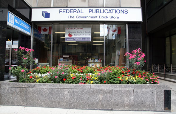 Federal Publications Outside