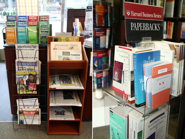 Books for Business Harvard