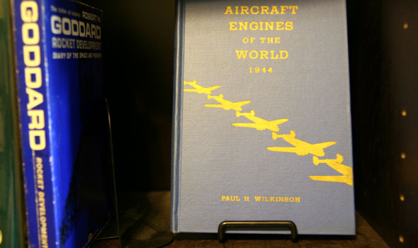 Monkey's Paw Aircraft Book