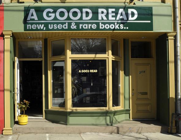 A Good Read Toronto