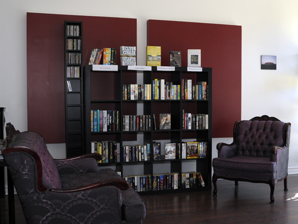 Rereading Lounge