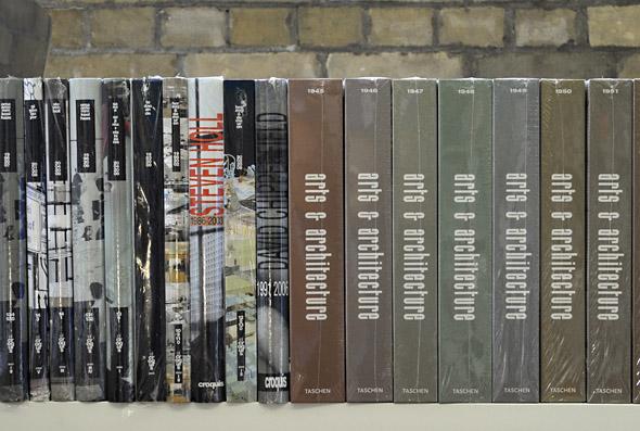 Built Books