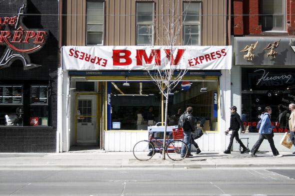BMV Express