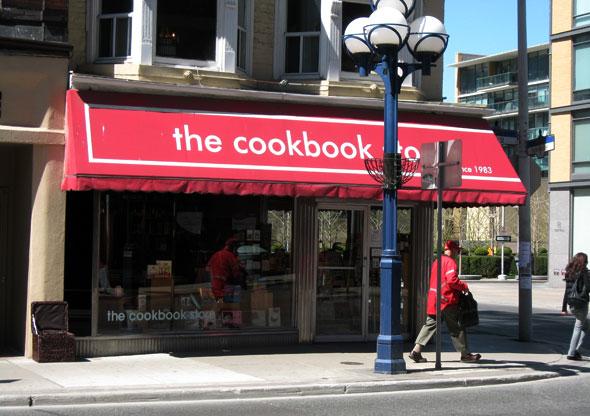Cookbook Stores