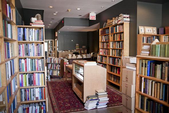 Of Swallows Bookstore Toronto