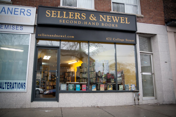 Sellers Newel Books