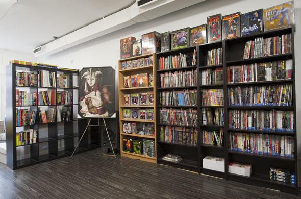 Comic Lounge Toronto