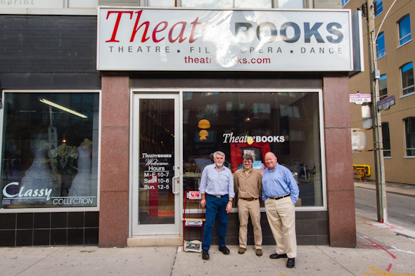 theatrebooks toronto