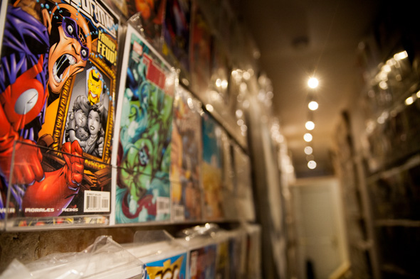 kensington comics toronto