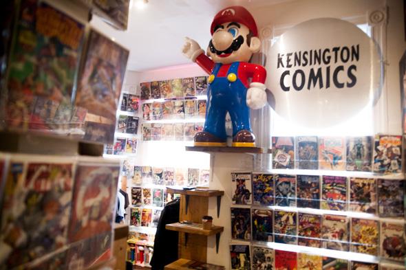 kensington comics toronto