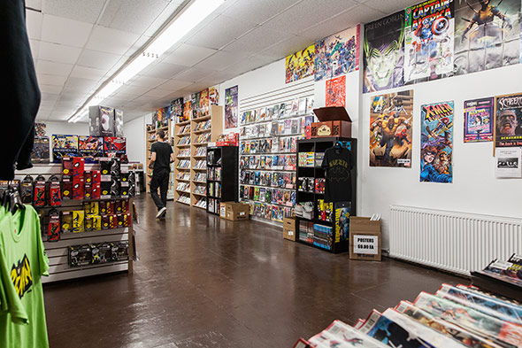 Comic Pile Toronto