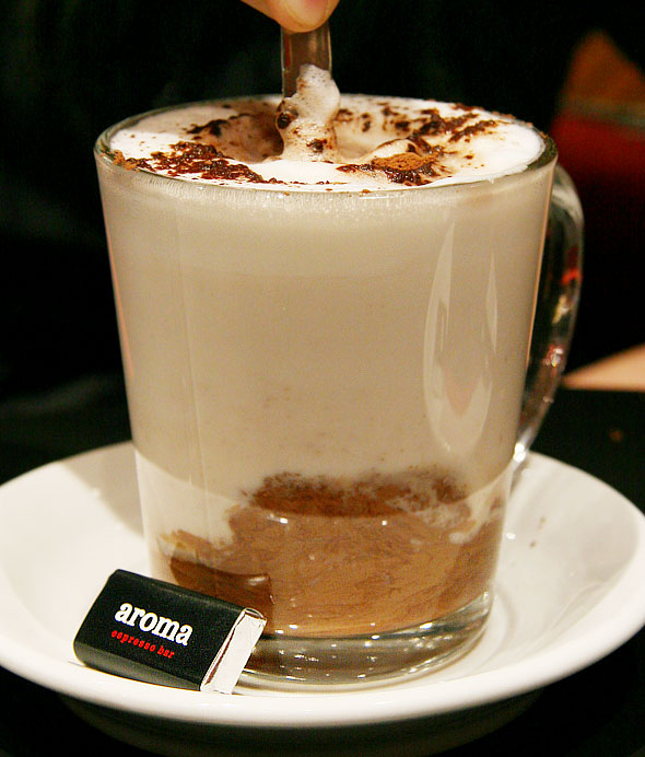 Aroma espresso bar for Aroma fine indian cuisine king street west toronto on