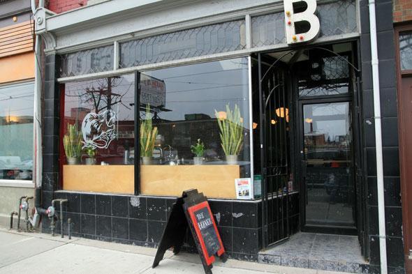 Beaver Cafe