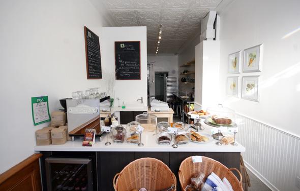 Belly Cafe Toronto