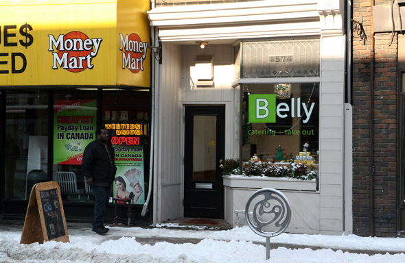 Belly Parkdale
