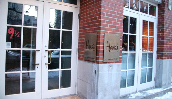 Hank's Cafe Toronto