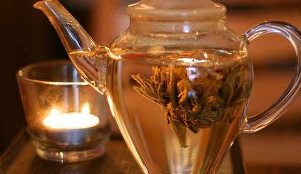 Bloom Tea Bloom