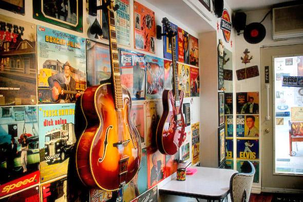 Rockabilly Rock Cafe