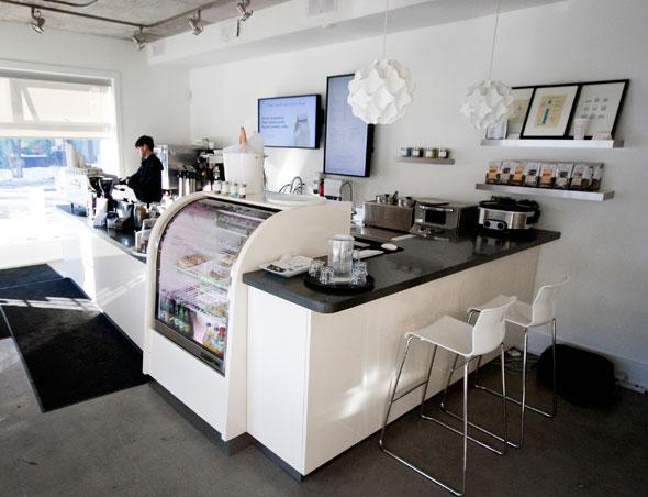 Cloud Free Agent Espresso Bar CLOSED BlogTO Toronto