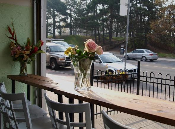 cafe novo high park