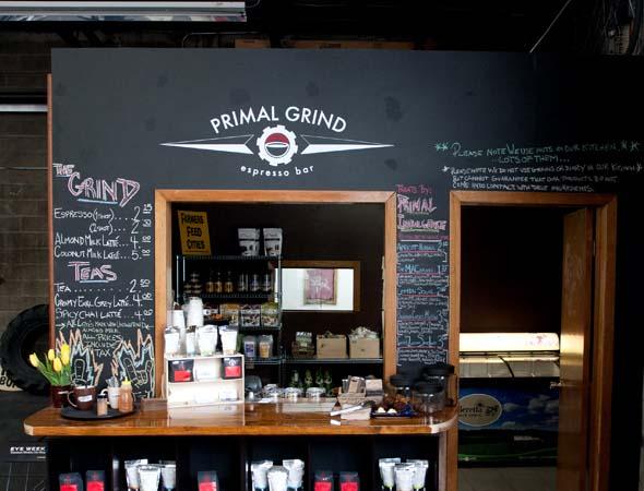 Primal grind closed to toronto