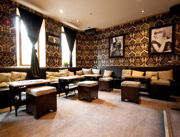 Atelier Cafe Lounge