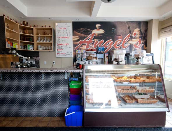 Angels Cafe Toronto