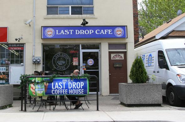 Last Drop Cafe