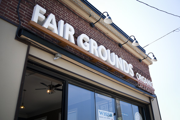 Fair Grounds Cafe Toronto